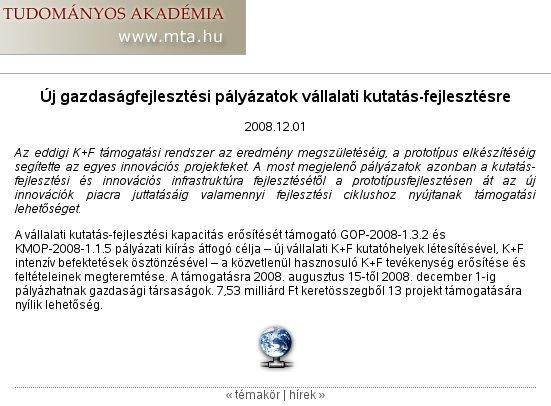 http://www.escience.hu/showitem.php?id=1463